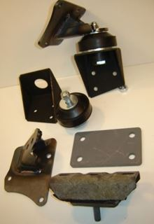 Picture of 49-51 Mercury Small Block Chevy Motor Mount Kit