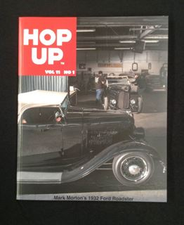 Picture of Hop Up Magazine Volume 11  No. 1