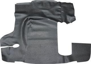 A9A-7045456-R 1949 1950 Ford Sedan trunk luggage compartment rubber mat