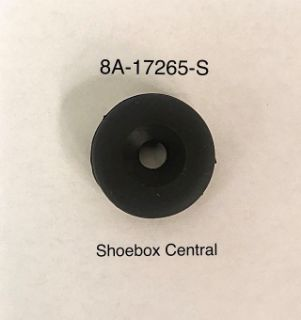 8A-17265-S 1949 1950 Ford Speedometer Cable Rubber Grommet