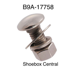 B9A-17758 1949 1950 1951 1952 1953 Ford Bumper Bolt