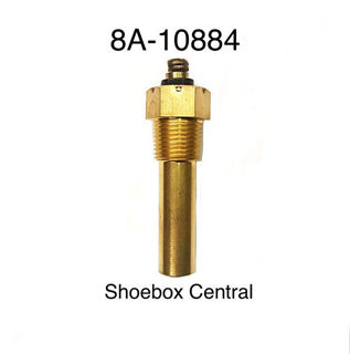 8A-10884 1949 1950 1951 1952 1953 Ford Single Prong Temp Temperature Sender Sensor