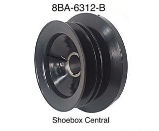 8BA-6312-B 1949 1950 1951 1952 1953 Ford V8 Wide Belt Crank Shaft Crankshaft Pulley