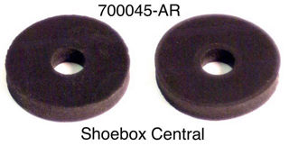 700045-AR 1954 Ford Battery Hold Down Grommets