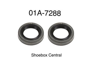 01A-7288 1949 1950 Ford Shift Shaft Lever Oil Seals