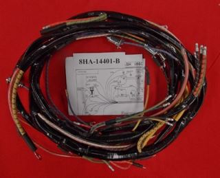 Picture of 1949 Ford 6 Cyl Main Under Dash Harness