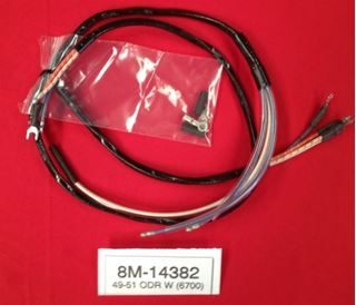 Picture of 49-50 Ford Overdrive Main Harness
