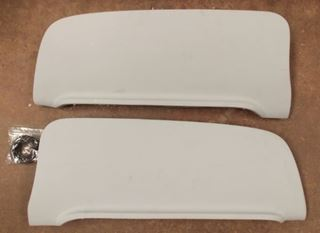 Picture of 49-51 Mercury Flared Bottom Fender Skirts