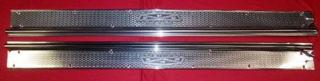 1A-7013208-PR 1951 Ford Coupe Tudor Sedan Convertible Victoria Scuff Sill Plates