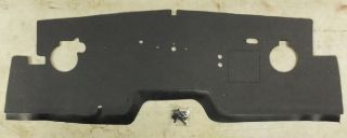 4951-FIRE 1949 1950 1951 ford firewall Insulator Insulation Pad