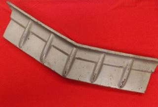 1A-8363 1951 Ford Grill Center Air Deflector