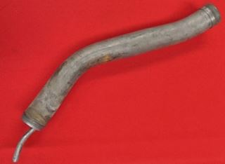 1950 1951 ford gas fuel petrol filler neck pipe