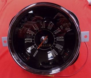 1949 1950 1951 ford speedometer instrument cluster restoration repair service