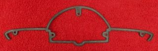 Picture of 1951 Mercury Trunk Lid Handle Pad