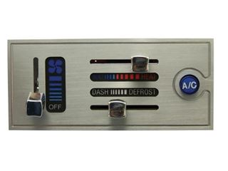 Picture of Aluminum Horizontal Electronic Slide Control
