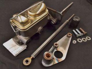 EC450-P 1949 1950 1951  Ford Basic Dual Reservoir Master Cylinder Conversion kit