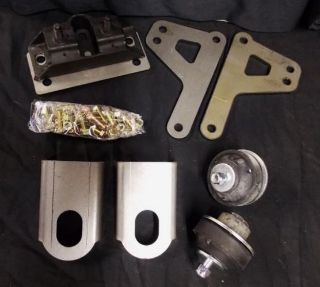 Picture of 49-51 Mercury Small Block Ford Motor Mount Kit