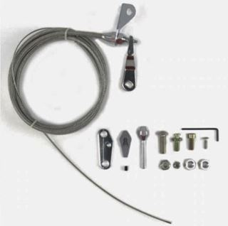 Ford C6 Automatic Kick Down Cable