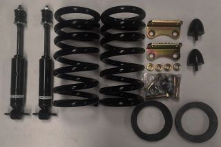 """1949 1950 1951 1952 1953 Ford Complete Front 2"""" Drop Kit"""