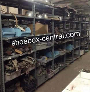 1949 1950 1951 1952 1953 Ford Used Part And Parts Cars Shoebox Salvage Yard