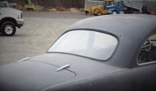 BB83 Used 1949 1950 1951 Ford Car Used Back Window Glass