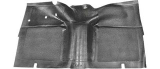 0A-7013000-A 1949 1950 Ford Rubber Front Floor Mat
