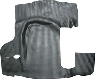A9A-7645456-R 1949 1950 Ford Coupe Convertible Trunk Luggage Compartment Rubber Mat