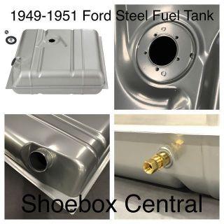 8A-9002-S 51F 1949 1950 1951 Ford Steel Fuel petrol tank