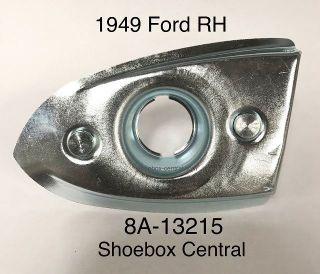 8A-13215 1949 Ford Right Passenger Park Parking Running Light body Housing Base