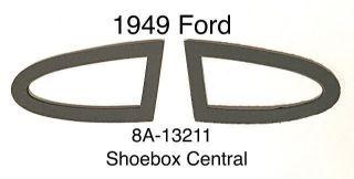 8A-13211 1949 Ford Park Parking Running Light Lens Seal Gasket