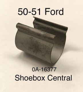 0A-16377 1950 1951 Ford Gas Fuel Petrol Filler Lid Door Hinge Spring