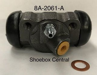 8A-2061-A 1949 1950 1951 1952 1953 Ford Right Front Hydraulic Brake Wheel Cylinder New