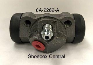 8A-2262-A 1949 1950 1951 1952 1953 Ford Left Rear Hydraulic Brake Wheel Cylinder New