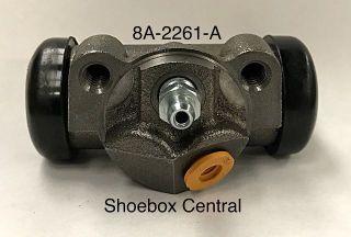 8A-2261-A 1949 1950 1951 1952 1953 Ford Right Rear Hydraulic Brake Wheel Cylinder New