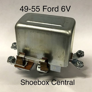 8A-6915-6V 1949 1950 1951 1952 1953 1954 1955 Ford Overdrive Relay