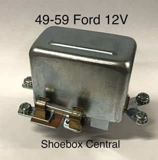 8A-6915-12V 1949 1950 1951 1952 1953 1954 1955 1956 1957 1958 1959 ford mercury overdrive relay