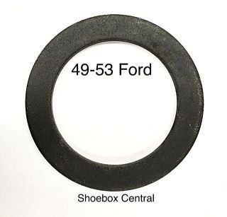 8A-3012 1949 1950 1951 1952 1953 ford coil spring alignment spacer shim