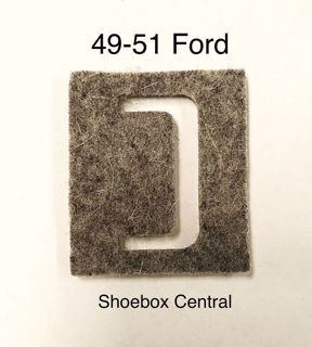 8A-7996 1949 1950 1951 Ford Clutch Release Fork Felt Dust Seal