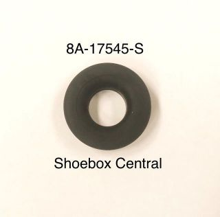 8A-17545-S 1949 1950 1951 Ford Vacuum Wiper Hose Grommet Rubber Seal