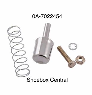 0A-7022454 1950 1951 Ford Outside Exterior Door Handle Release Button Kit