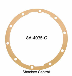 8A-4035-C 1949 1950 1951 1952 1953 Ford Differential Rear End Third Member Gasket