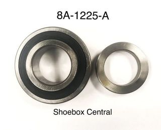 8A-1225-A 1949 1950 1951 1952 1953 Ford Axle Bearing and Retainer