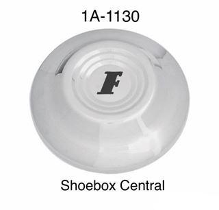 1A-1130 1951 ford hubcap hub cap wheelcover wheel cover chrome