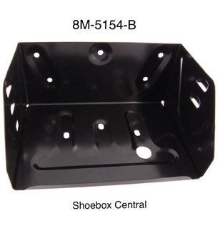 8M-5154-B 1949 1950 1951 Ford Mercury Battery Tray Box