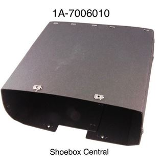 1A-7006010 1951 Ford Glove Box Compartment Liner Cardboard
