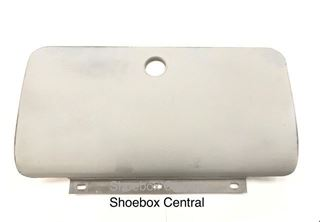 1A-7006024 1951 Ford Shoebox Glove Box Compartment Door Lid