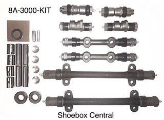 8A-3000-KIT 1949 1950 1951 1952 1953 Ford Front Suspension Rebuild Kit