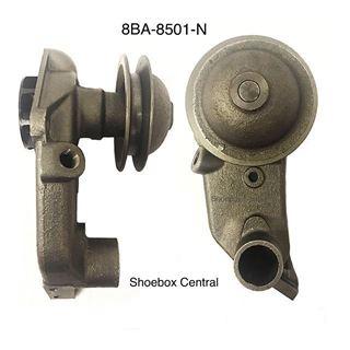 8BA-8501-N 1949 Ford V8 Wide Belt Right Passenger Side Water Pump