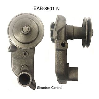 EAB-8501-N 1950 1951 1952 1953 Ford Mercury V8 Right Passenger Side Water Pump