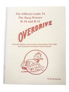 Overdrive Guidebook Guide Hand Book Handbook